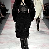 Prabal Gurung Goes Edgier, Dressier, and Gets Stronger for Fall 2011