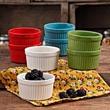 The Pioneer Woman Flea Market 9-Ounce Ramekin Set, 8-Piece ($15)