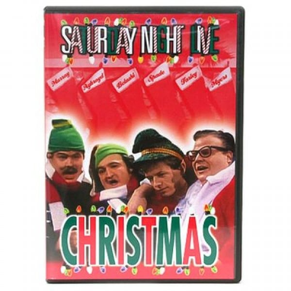 Saturday Night Live Christmas DVD ($15)