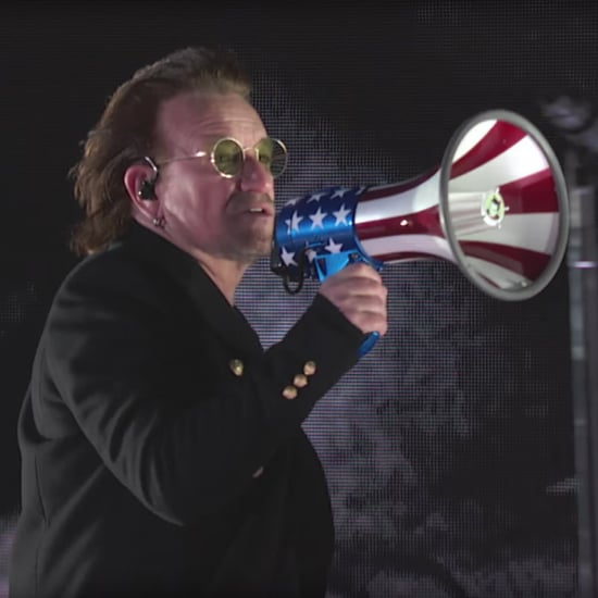 U2 Censored Trump Reference During 2018 Grammys Performance