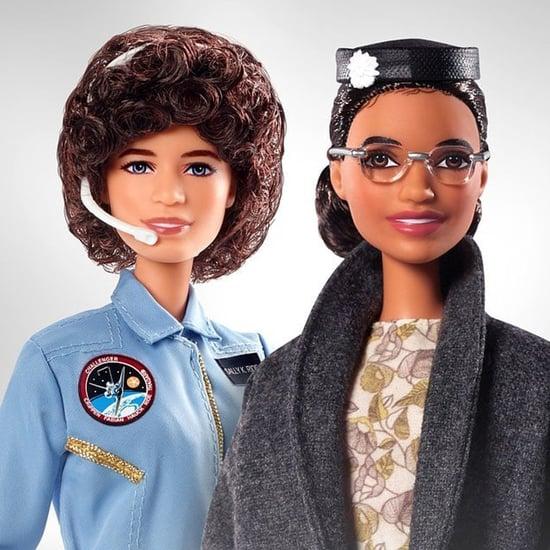 Rosa Parks and Sally Rides Barbies in Inspiring Women Series