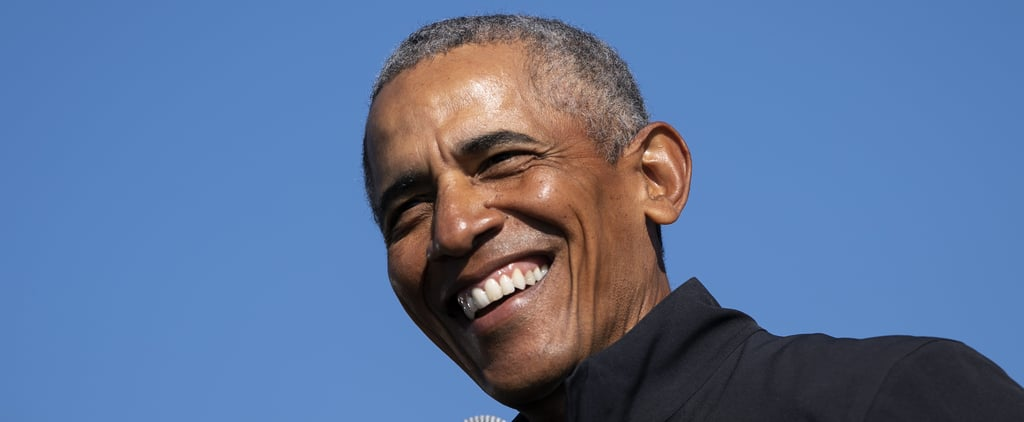 Obama Shares His Favorite Books, Movies, and Shows of 2020