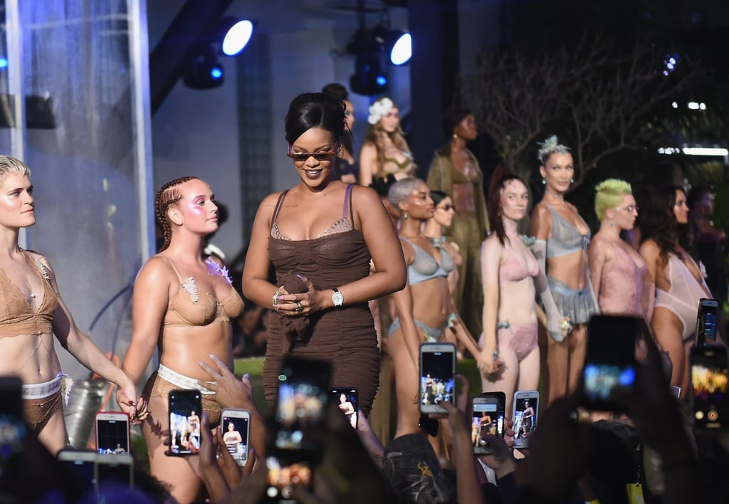 Rihanna Celebrated All Women at Her Savage X Fenty NYFW Show