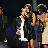 Photos of The 2009 MTV VMA Show