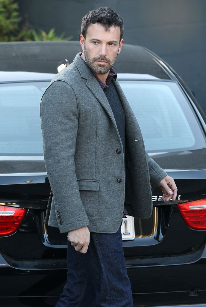 Ben Affleck stepped out in LA.