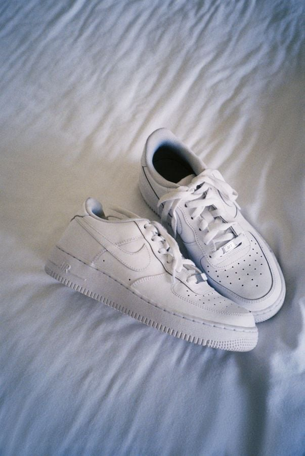 Nike Air Force 1 07 Sneaker Best White Sneakers For Women
