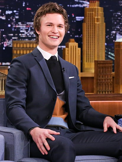 Ansel Elgort: I Asked to Sub in for Theo James When Kissing Shailene Woodley in Insurgent