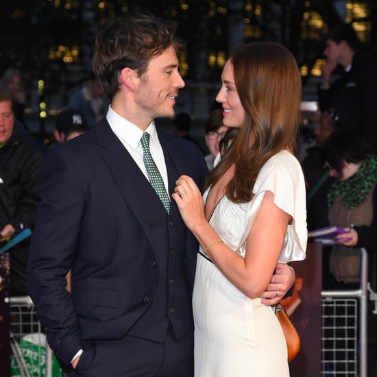 How Did Sam Claflin and Laura Haddock Meet?