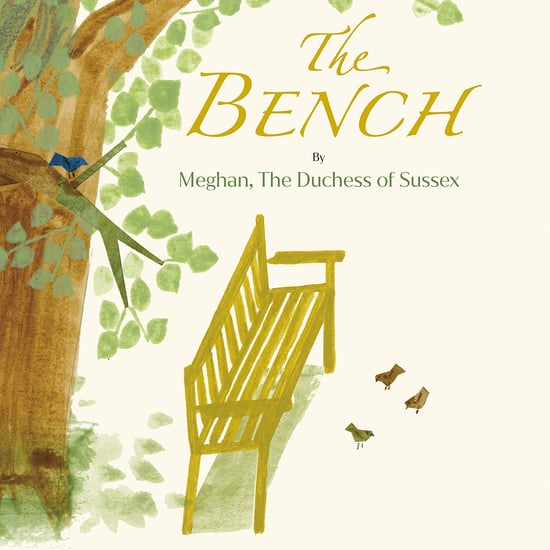 Meghan Markle Writes Her First Children's Book, The Bench