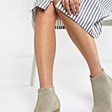 ASOS DESIGN Runaway Suede Ankle Boots ($89)