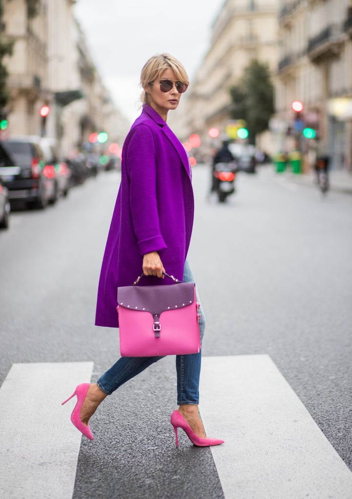 Statement Coat Street Style Trend
