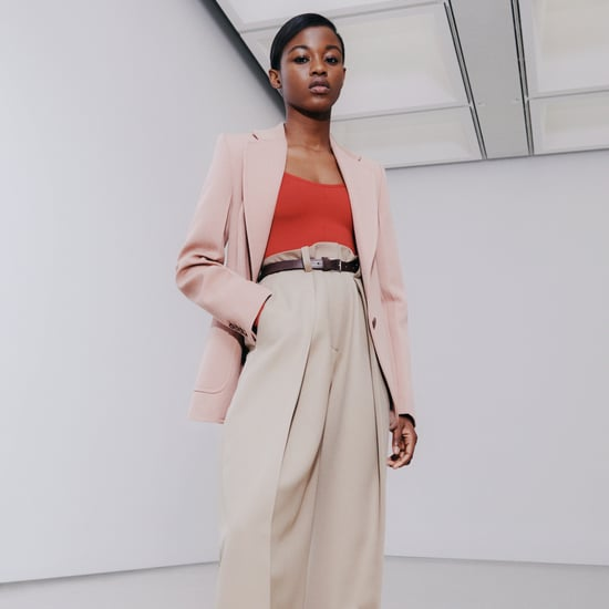 Victoria Beckham Fall/Winter 2021 Fashion Show Photos