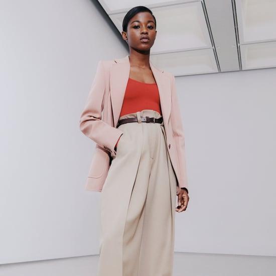 Victoria Beckham Fall/Winter 2021 Fashion Show Photos