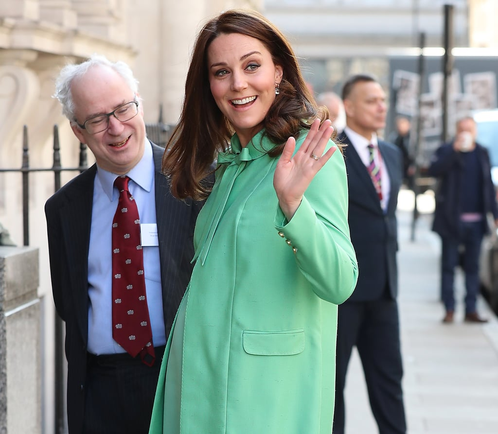 Kate Middleton Stepped Out in a Bright Red Gown and We Are Stunned