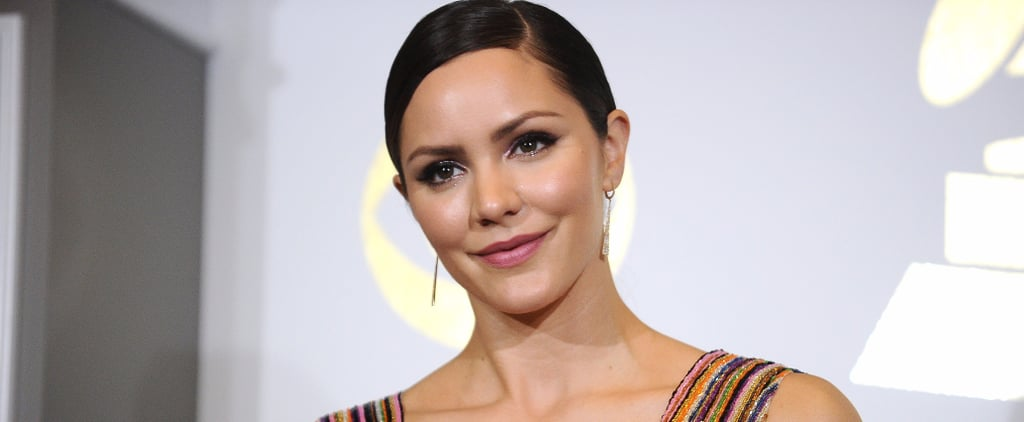 Katharine McPhee Fitness Interview Health December 2017