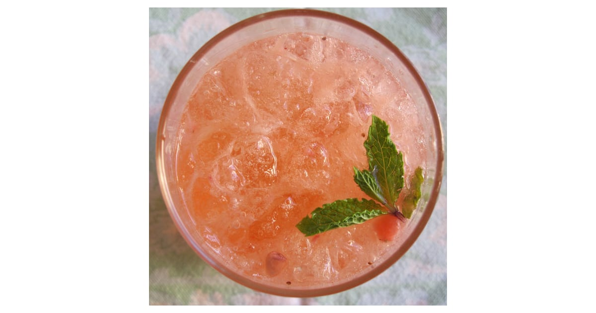 Strawberry Tequila Cocktail Recipe | POPSUGAR Food