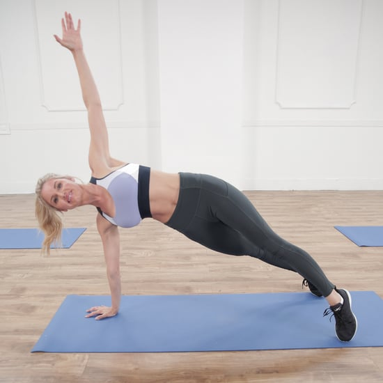 20-Minute Cardio & Core Workout