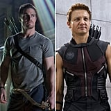 Oliver From Arrow as Hawkeye
