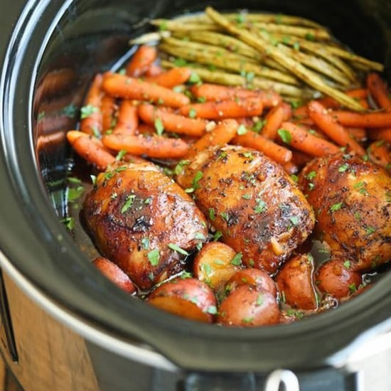 Slow Cooker Meal Prep Recipes