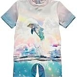 Stella McCartney Sonny Dolphin Swimming Onesie ($90)