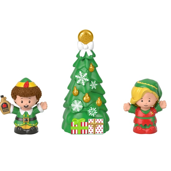 Elf and Lord of the Rings Little People Figures For Kids