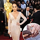 Jennifer Lopez: Oscars Nails