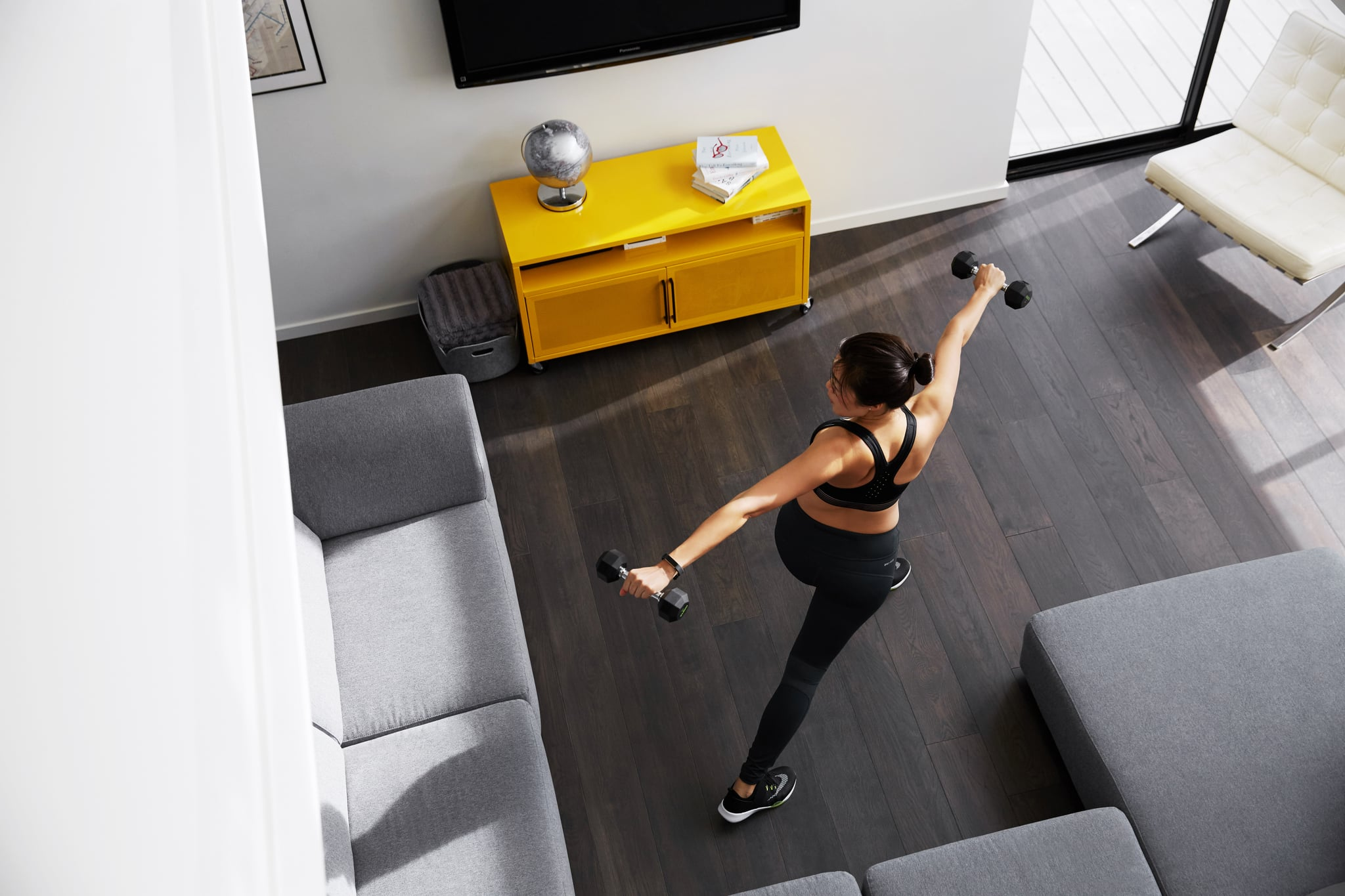 10 Workouts You Can Do Without Needing to Leave the House