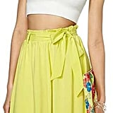Nasty Gal Paper-Bag Waist Skirt