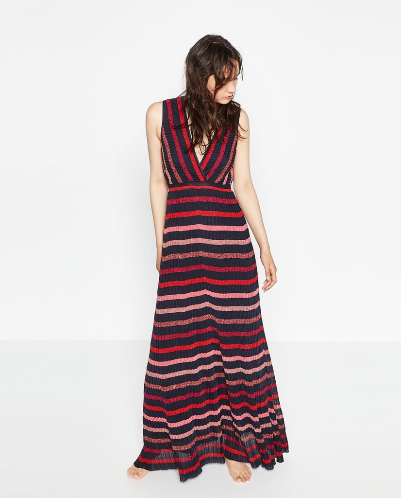 Zara Striped Dress ($100)
