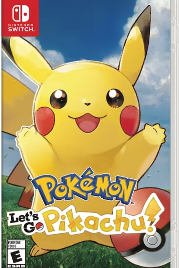 Nintendo Pokemon Let's Go Pikachu and Eevee Games Review