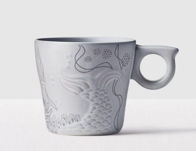 Starbucks Anniversary Siren Tail Mug ($23)