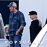 Gwen Stefani and Blake Shelton Spend Some Quality Time Together Ahead of Valentine's Day