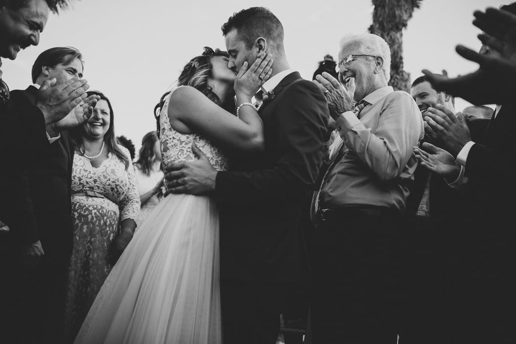 This intimate wedding was one of photographer Aubrey Westlund's favorite weddings of 2015.