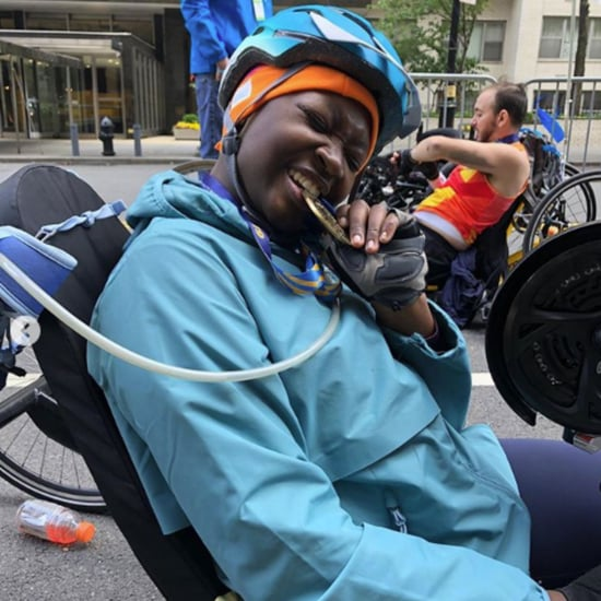 Mama Cax on Handcycling the 2019 New York City Marathon