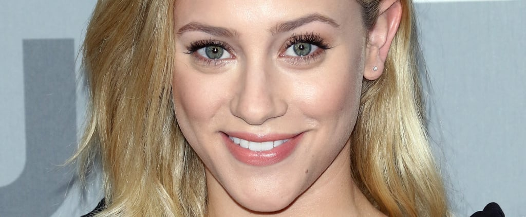 Lili Reinhart Posts About Cystic Acne on Instagram Stories