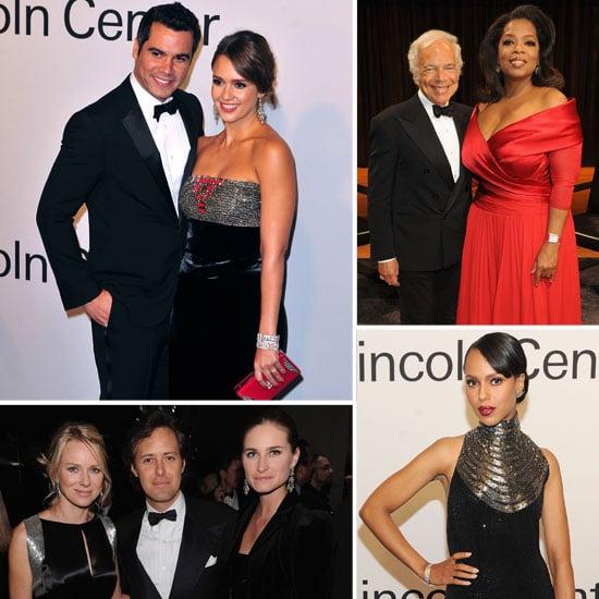 Jessica Alba Pictures at Ralph Lauren, Oprah Event