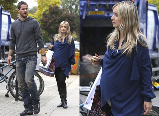 14/10/2008 Louise and Jamie Redknapp