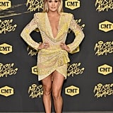 Carrie Underwood at the 2018 CMT Awards