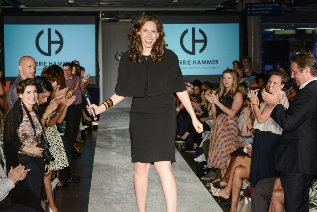 Carrie Hammer Role Models Spring 2016 New York Fashion Week