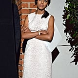Kerry Washington and Octavia Spencer Share an Inspirational Evening