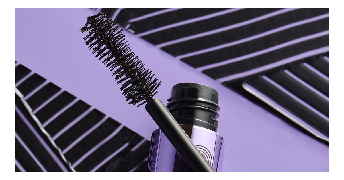 If You Want Lashes With Extra Volume and Zero Clumps, This Mascara Brush Is For You.jpg