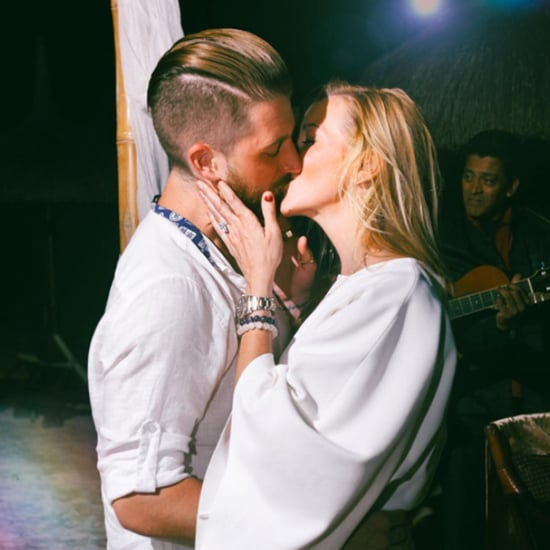 Katie Cassidy Engaged June 2017