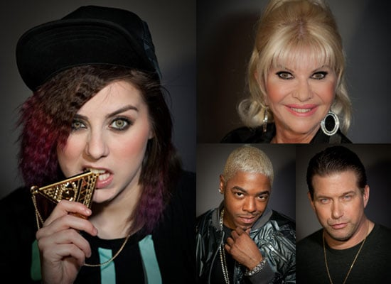Lady Sovereign Evicted From Celebrity Big Brother Pictures, Photos of Ivana Trump, Sisqo and Stephen Baldwin Who Were Nominated