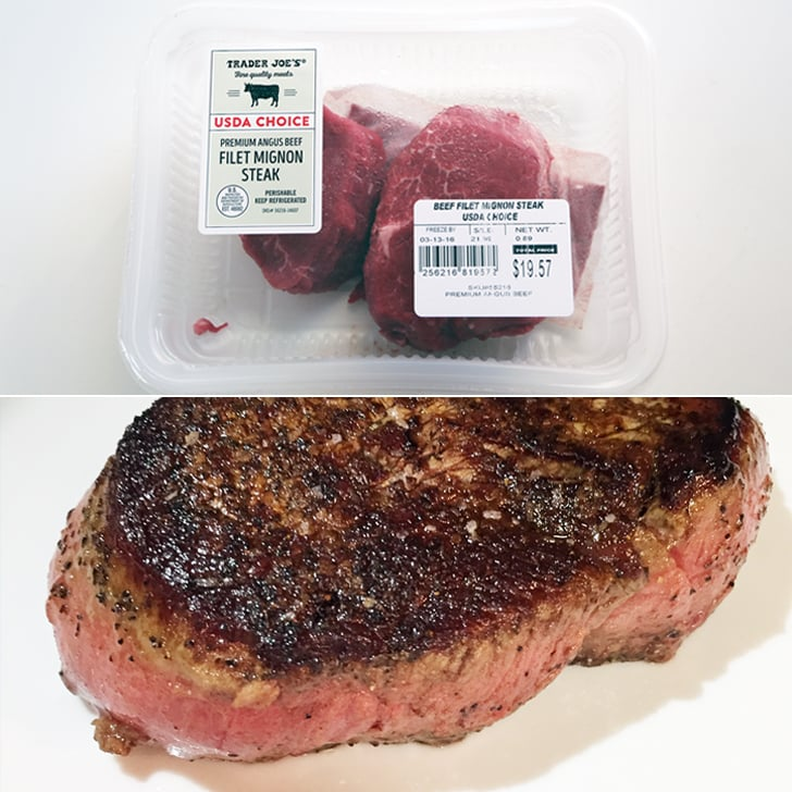 Pick Up: USDA Choice Premium Angus Beef Filet Mignon Steak ($22 per pound)