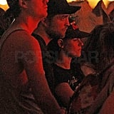 Robert Pattinson and Kristen Stewart enjoyed Coachella's second weekend together.