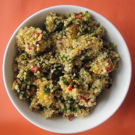 Recipe For Vegan Quinoa Salad