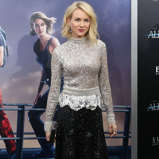 Naomi Watts in Derek Lam at Divergent Premiere 2016