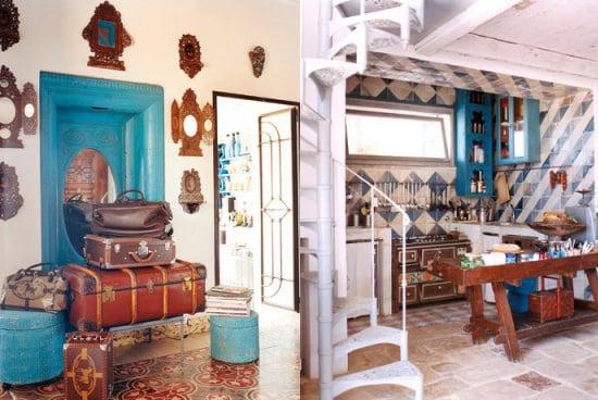 Photos of Silvia Fendi's Home, Jeggings for Men, Double Denim