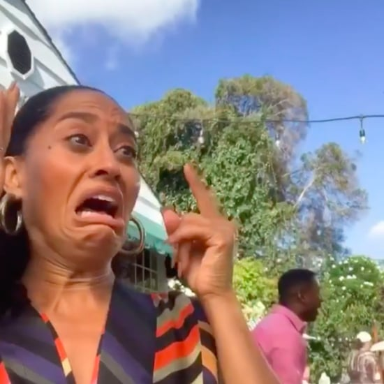 Watch Tracee Ellis Ross Get Bothered by Bugs Again and Again