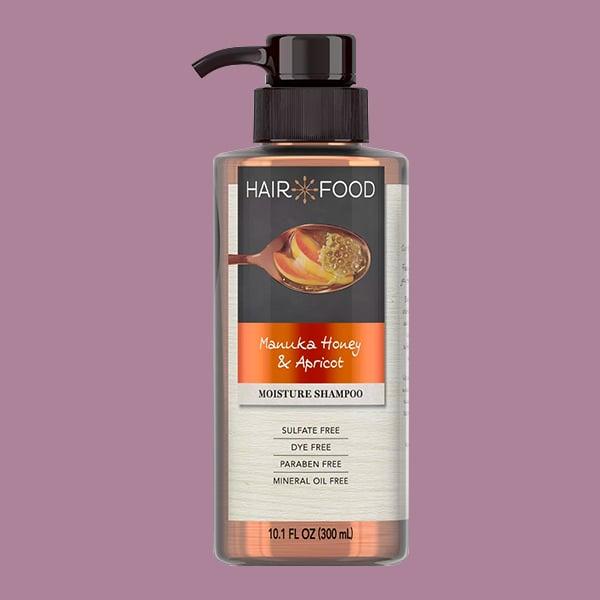 Hair Food Moisturizing Shampoo with Manuka Honey & Apricot